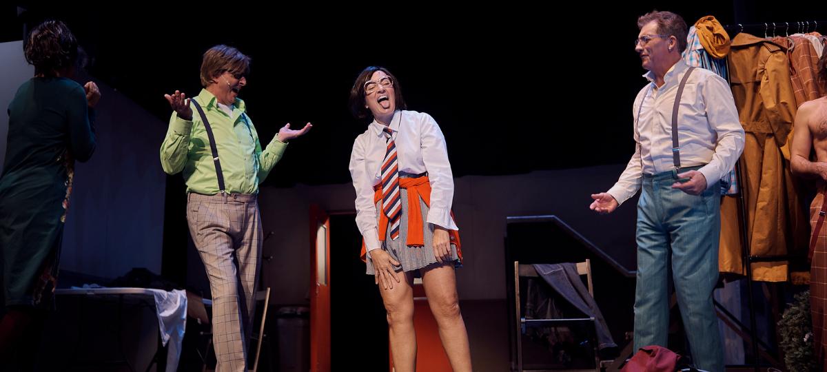 El éxito de la temporada - Teatro La Latina - Teatro La Latina